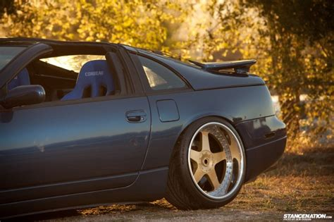 tailored skylers stunning nissan zx stancenation