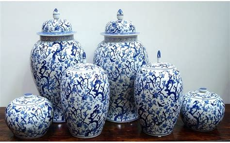 blue ginger jar ls blue and white ginger jars blue and white pinterest