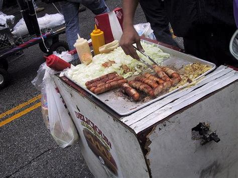 California Pizza Kitchen Delivery by Busted Your Bacon Wrapped Dog Is Illegal So Good Blog