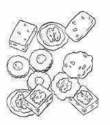 Coloring Pages Dice Cookie Adult Cookies Various Colouring Printable Birthday Sugar Getcolorings Coloringkidz sketch template