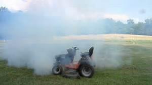Kohler Courage Sv730 Engine Smoking  Burning Oil 1
