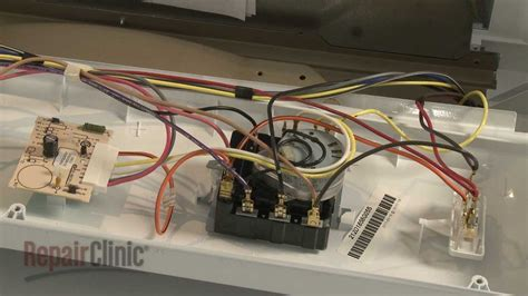dryer timer replacement ge dryer repair part wem youtube