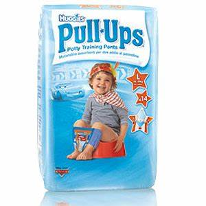 Buy Huggies Pull-Ups Disney Cars: Size L 12-18kg at Home ...