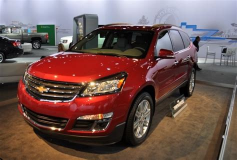 New 2015 Chevrolet Traverse Specs Best Price Futucars