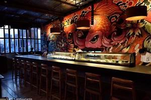 Kinki Rooftop Japanese Restaurant Bar Bangkok Asia