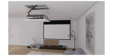 av concept alulift  supports videoprojecteurs sur