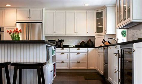 Cool Kitchen Paint Colors With White Cabinets — Protoblogr