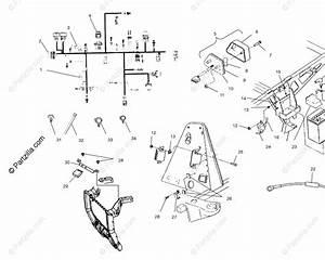 Polaris Atv 2004 Oem Parts Diagram For Electrical