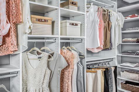 Custom Reach-In Closets & Small Space Organization