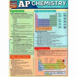 Ap Chemistry Study Chart