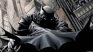 Batman Grant Morrison Wallpaper