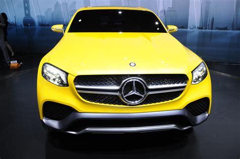 Shanghai 2018 Mercedes Benz Concept Glc Coupe Image 332592