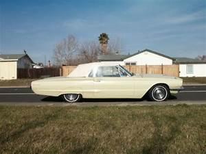 Sell Used 1966 Ford Thunderbird Base Convertible 2