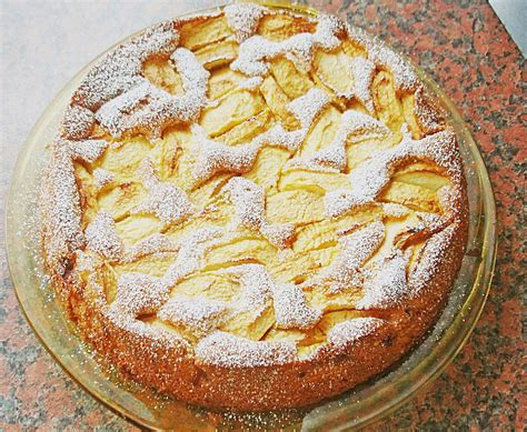 Schneller Apfelkuchen (rezept Mit Bild) Von Esther1107