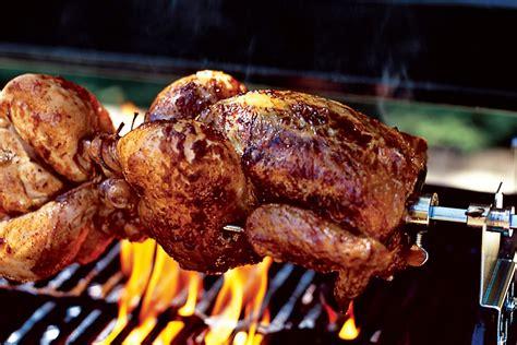 rotisserie chicken herbes de provence rotisserie chickens recipe epicurious com