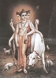 Lord Dattatreya Trinity Wallpaper ~ HiNDU GOD
