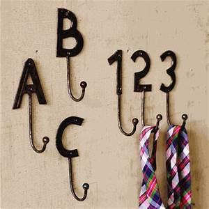 metal letter hooks go cmx2023go With alphabet letter wall hooks