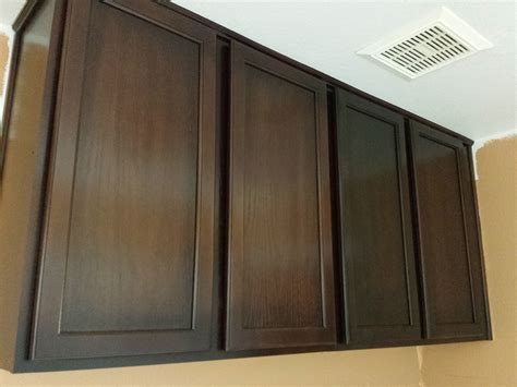 reface kitchen countertops painting wall mounted oak kitchen cabinet with brown color