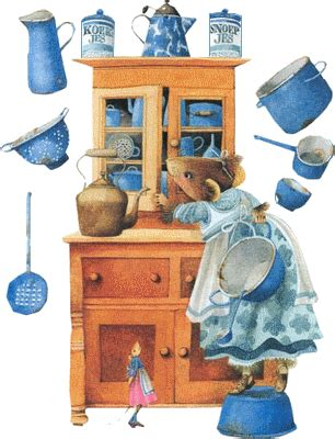souris dans la cuisine gif souris