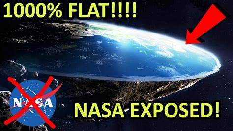 *new* 1000% Proof Earth Is Actually Flat 2017! (nasa