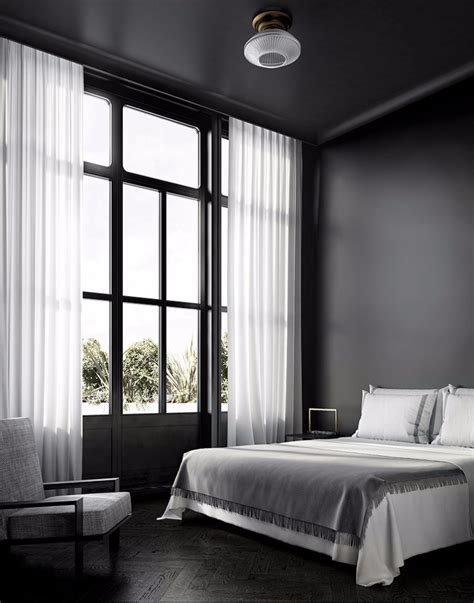 Bedroom Design With Black And White by 10 Sharp Black And White Bedroom Designs Master Bedroom