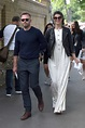 Gemma Arterton and Rory Keenan attend Men's Final Day at ...