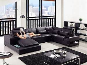 furniture best leather couch sofa for living room modern With black sofa living room design