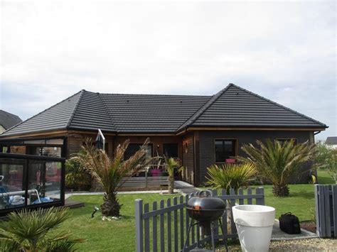 ventes 192 vendre superbe maison contemporaine de plain pied t6 f6 224 octeville sur mer 76930