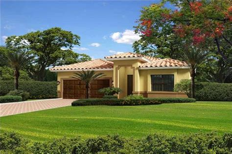 Browse Our Florida Style House Plans