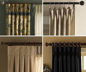 17 best images about curtains on pinterest drapery for Types of pleat curtains