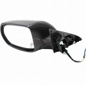 New Left Side Power Mirror Manual Folding For 2016