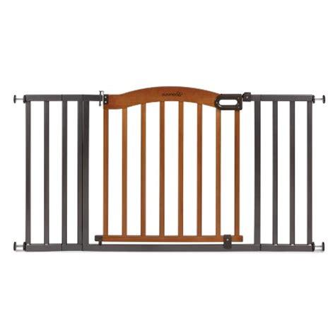 Summer Infant Decor Baby Gate summer infant 174 walk thru decorative wood and metal