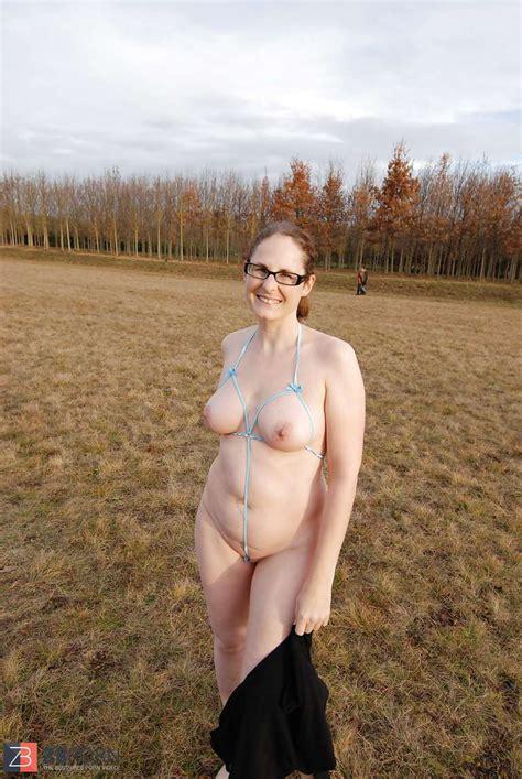 Must Observe German Sabine Outdoor Zb Porn
