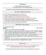 General Resume Templates Free General Resume Template Sample Resume Templates