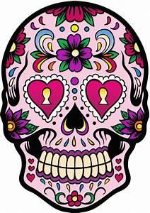Tete De Mort Mexicaine Dessin : calavera tete de mort mexicaine 2 mpa d co ~ Melissatoandfro.com Idées de Décoration