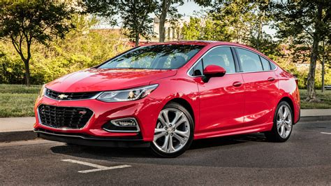 premier reviews 2016 chevy cruze premier review
