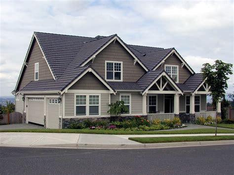 grandboro craftsman home plan   house plans
