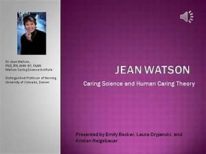 Jean Watson Nursing Theorist Quotes  Quotesgram