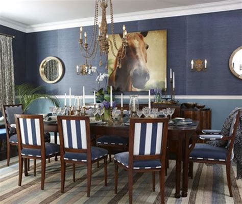 wallpaper dining room chair rail gallery