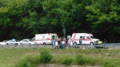 Spirit Leaving Victim's Body Of Fatal Motorcycle Crash