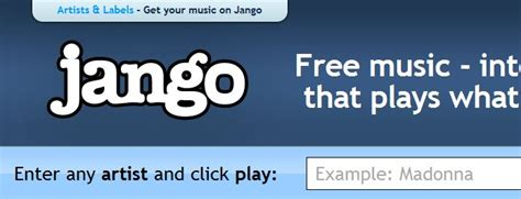 Songs Free Music Online Internet Radio Jango Radio