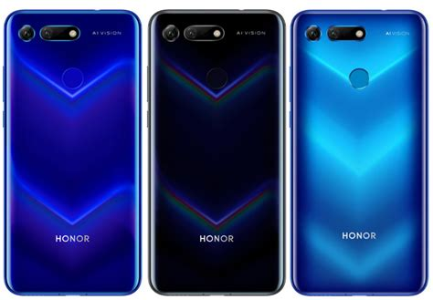 honor view  specifications talkandroidcom