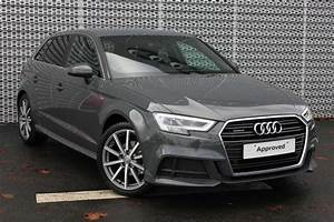 Audi A3 S Line : used 2017 audi a3 2 0 tdi quattro s line 5dr for sale in ~ Dode.kayakingforconservation.com Idées de Décoration