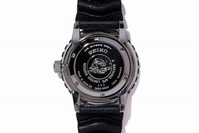 Seiko Bape Divers Mechanical Watches Introducing Reserve
