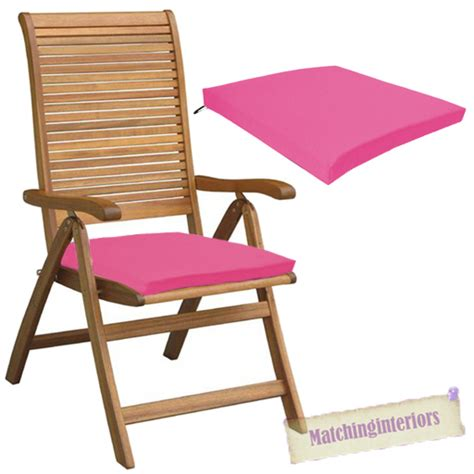 pink outdoor indoor home garden chair floor seat cushion