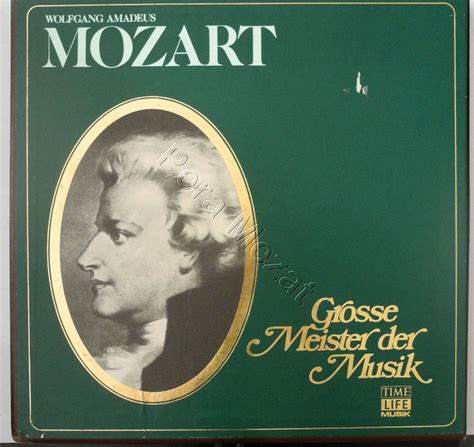 Peaceful harmonic orchestra — mozart concerto for piano and orchestra no.23 in. Wolfgang Amadeus Mozart,Grosse Meister der Musik,Klasik Müzk 4 Lp,Box - Pera Mezat