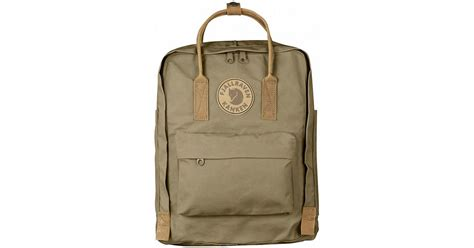 Fjallraven Kanken Number-2 Backpack In Natural For Men