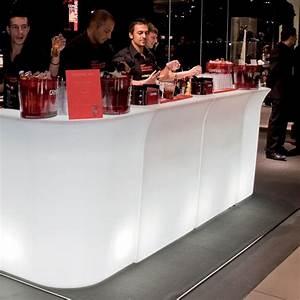 Beleuchtete Bar Theke : leuchtende outdoor theke jumbo bar von slide g nstig kaufen ~ Sanjose-hotels-ca.com Haus und Dekorationen