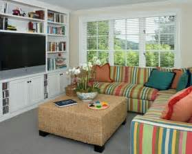 Small TV Room Decorating Ideas