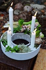 House Doctor Adventskranz : candlestick the ring house doctor advent wreaths rustikale weihnachten ~ Watch28wear.com Haus und Dekorationen